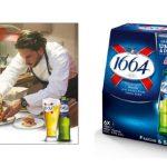 1664 vous offre un chef à domicile et le dîner qui va avec !