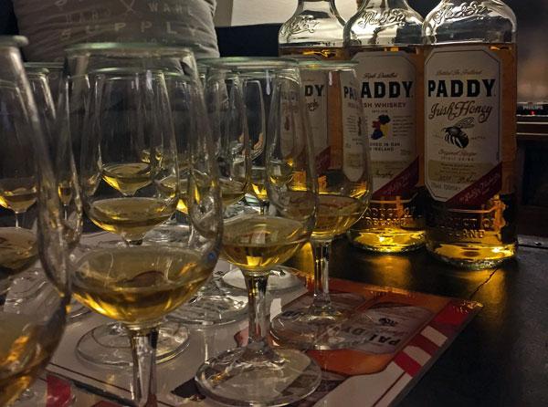 Irish whiskey Paddy
