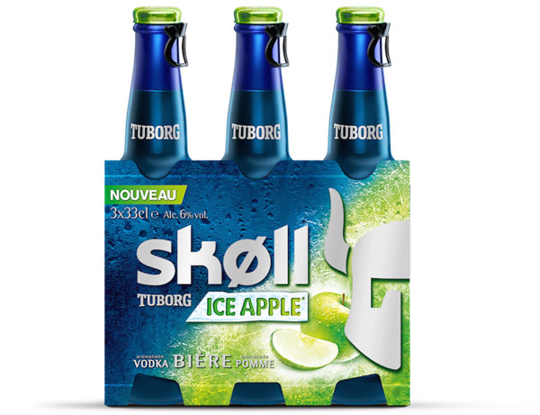 Pack de Skøll Ice Apple