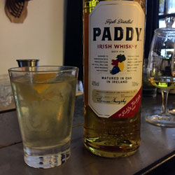 Paddy Lemon & Lime