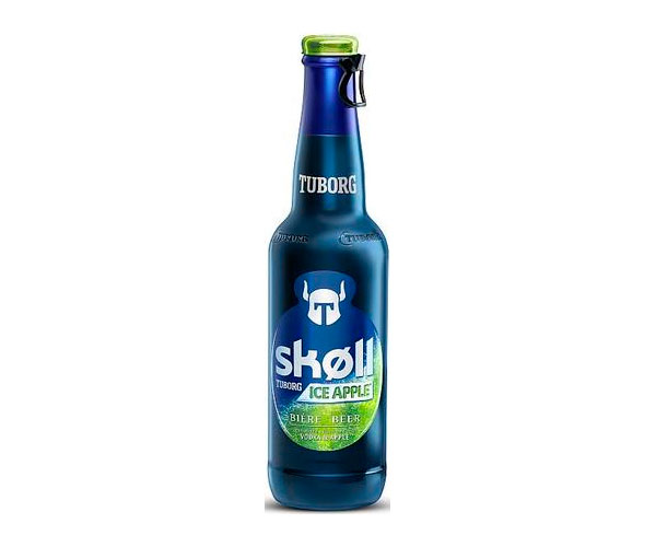 Skøll Ice Apple Tuborg