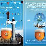 Les 3 Brasseurs lancent leur bière des 30 ans