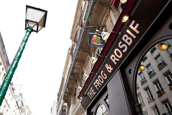 Le Frog & Rosbif, l'autre adresse dans le IIe arrondissement de Paris