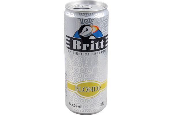 La nouvelle slim can de la Britt Blonde