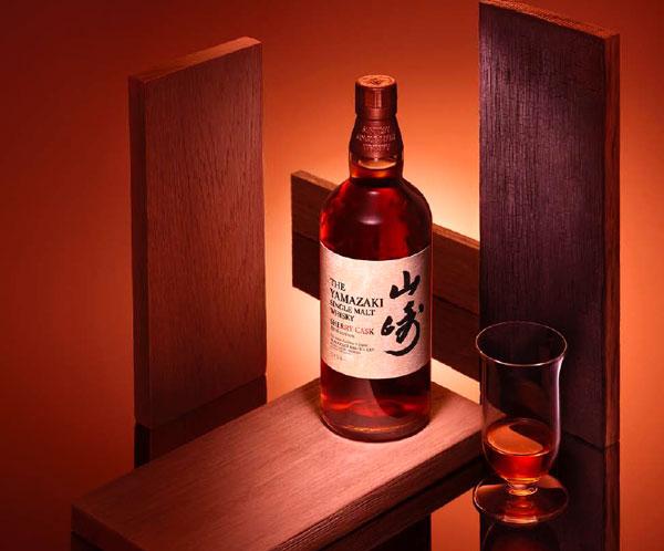 Suntory Yamasaki Sherry Cask 2016