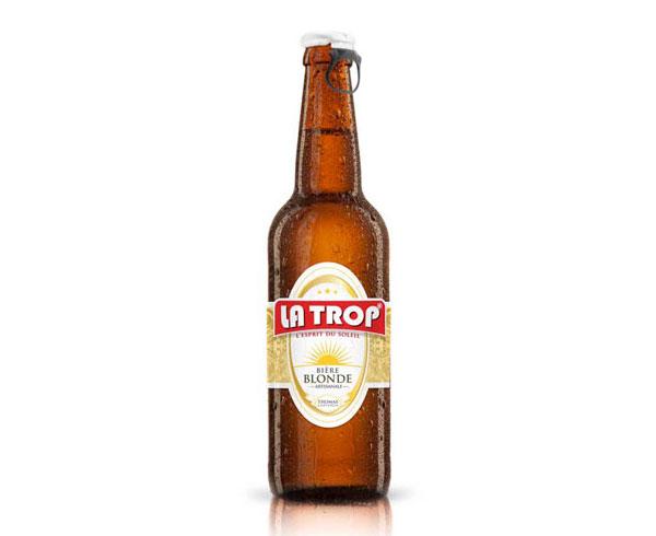 Bière Trop Blonde