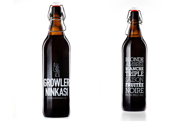 Growler Ninkasi