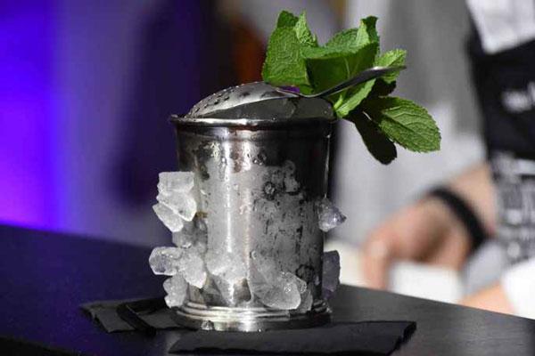 Cocktail Jardin de Pépé par Barbara Si-Dris