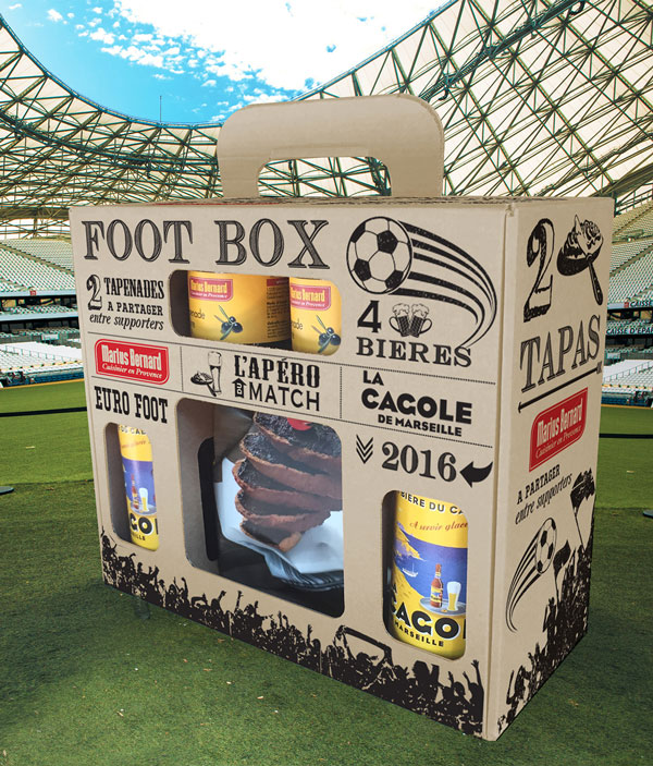 La FootBox Marius Bernard