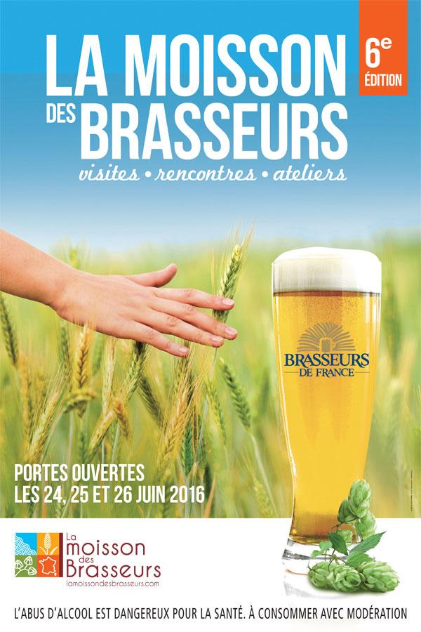 La Moisson des Brasseurs 2016