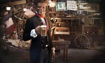Desailly, en révolutionnaire français, offre des places pour l'Euro avec Carlsberg