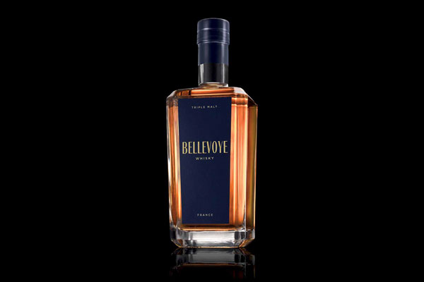Bellevoye, whisky de France