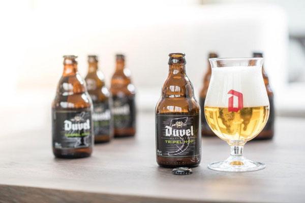 Les bières de la Box dégustation Duvel Tripel Hop