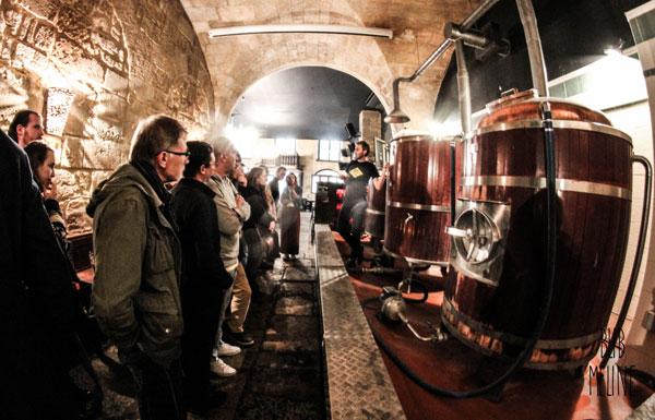 La brasserie du Frog & Rosbif Bordeaux