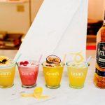 Déclinaisons estivales du cocktail Signature Sour