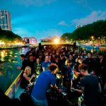 Cet été la bière coule sur le Canal à Paris