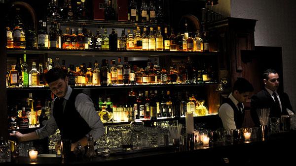 Le Forvm Classic Bar ©Follow Média