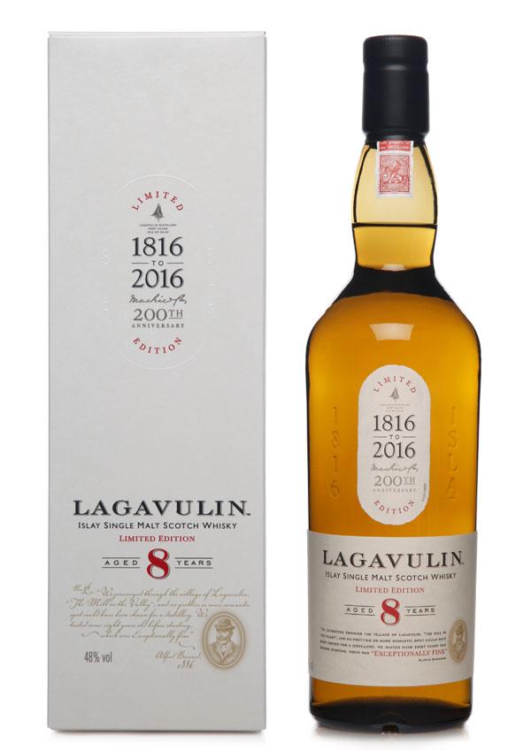 L'édition limitée Lagavulin 8 ans