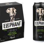 Elephant by Carlsberg disponible en  grandes et moyennes surfaces