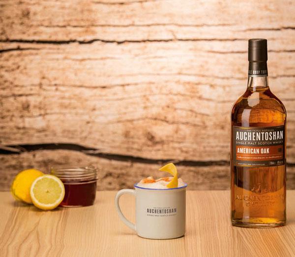 Cocktail Auchentoshan & Ale