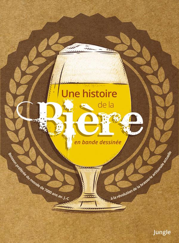 Une histoire de la bière en BD