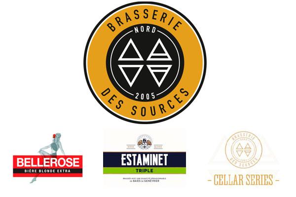 La Brasseries des Sources et ses bières primées