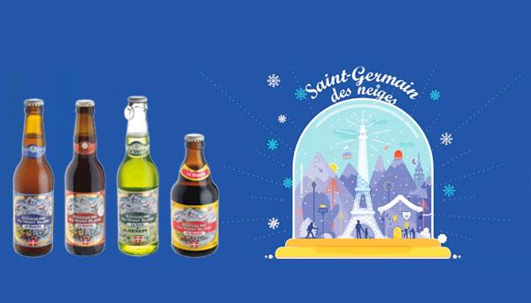 La Brasserie du Mont-Blanc au St Germain des Neiges