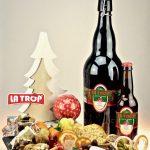 La Brasserie Carteron présente La Trop Noël 13 desserts