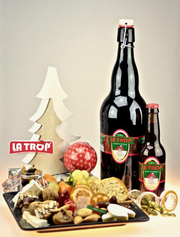 La Trop Noël 13 desserts