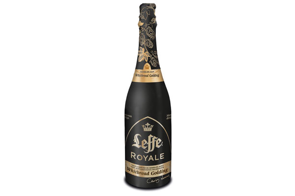 Magnum Leffe Royale Whitbread Golding