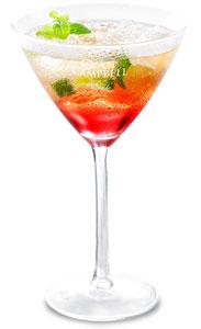 Cocktail Clan de la rose