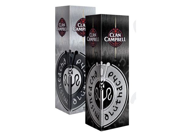 Nouveau coffret Clan Campbell