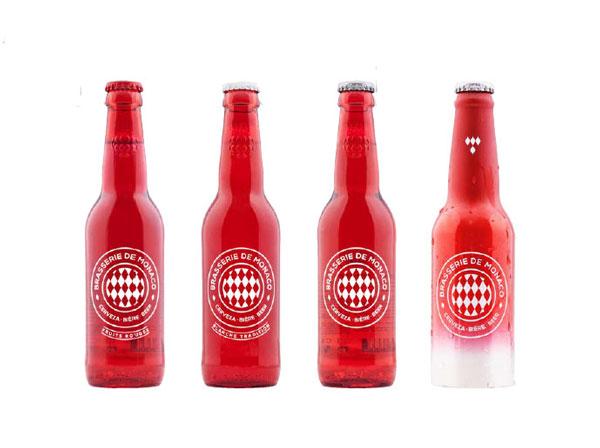 La nouvelle gamme de bières de la Brasserie de Monaco