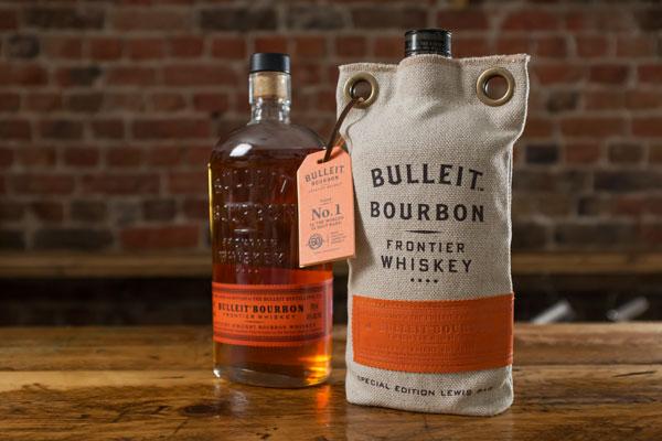 Pochon Bulleit Bourbon pour les Fêtes de fin d'années