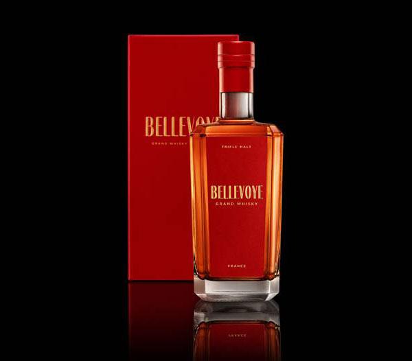 Whisky Bellevoye Rouge