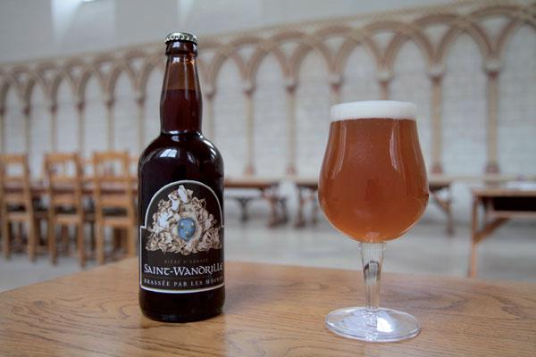 Bière de l'Abbaye de Saint-Wandrille