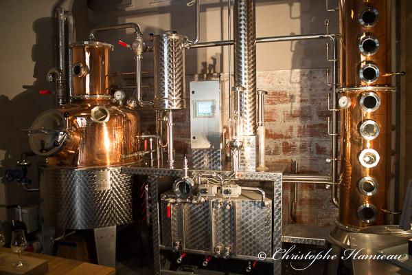 La très belle et unique Distillerie de Paris