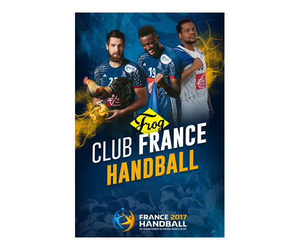 Suivre le championnat du monde de handball au The Frog at Bercy Village