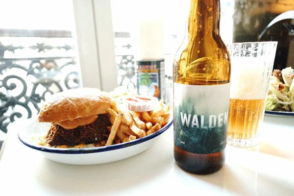 La bière Walden de PNY et Deck & Donohue