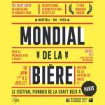 Le Mondial de la Bière enfin à Paris !