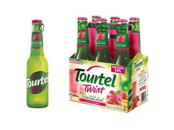 La nouvelle Tourtel Twist Framboise