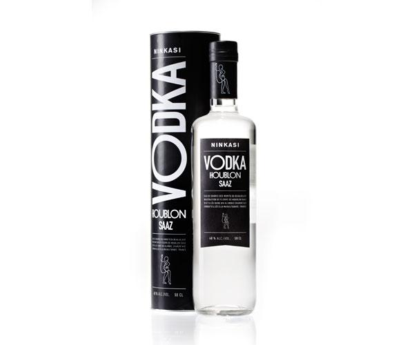 Vodka Houblon Saaz Ninkasi