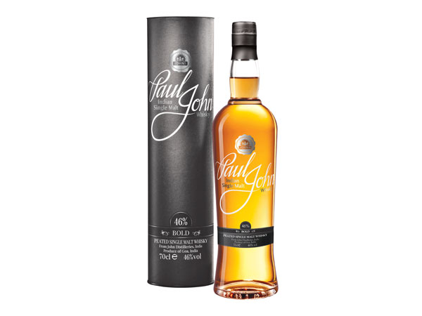 Le single malt whisky Paul John Bold