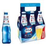 1664 Blanc arrive Sans Alcool en basket pack
