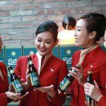 Betsy Beer de Cathay Pacific, 1ere bière artisanale au monde créée par une compagnie aérienne !