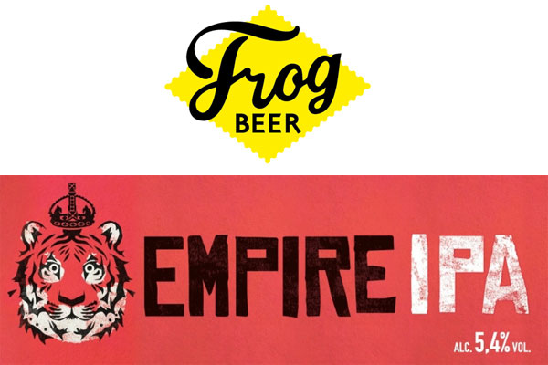 L'Empire IPA  de FrogBeer