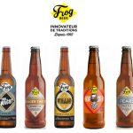 Le circuit de distribution des bières FrogBeer en extension