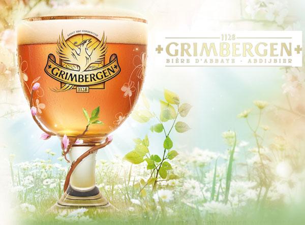Grimbergen brassin Printemps
