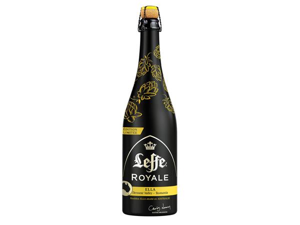 La nouvelle Leffe Royale Ella Edition Limitée en bouteille 75cl
