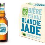 La Brasserie Castelain sort la Jade Blanche
